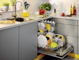 Les dimensions d'un lave-vaisselle s'adaptent à tous les besoins