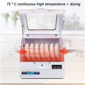 Les lave-vaisselles encastrables s'adaptent parfaitement à votre cuisine