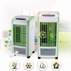Quels sont les fonctions et options d'un climatiseur mobile ?