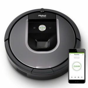Découvrez ici l'aspirateur iRobot Roomba 960 en détail