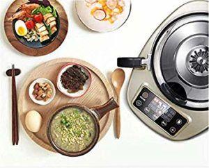 Comment fonctionne un robot cuiseur exactement?