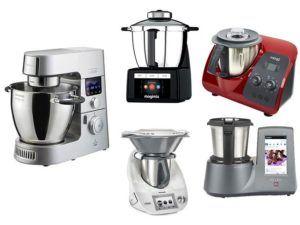 Le comparatif d'achat des meilleurs robots cuiseurs multifonctions du marché !