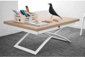 Évaluation de Comparatif meuble Alinea : table basse NOVY