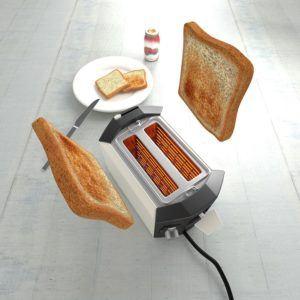 Comment fonctionne un grille-pain ?