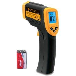 Comment identifier un thermomètre à infrarouge