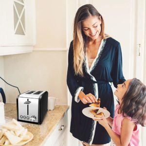 Qu'est-ce qu'un toaster motorisé ?