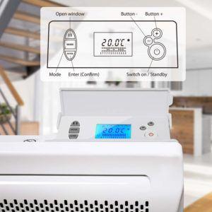 Test et évaluation d'un chauffage électrique