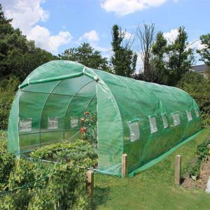 Comment évaluer VOUNOT - Grande serre de jardin ?