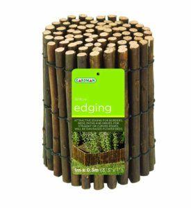 Évaluation du Bordure jardin BooGardi clôture en bois de saule