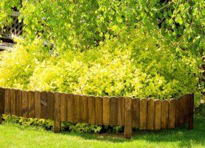 Le test de la durabilité pour une meilleure Bordure jardin