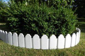 Évaluation du Bordure jardin Floranica rollborder déroulable en bois