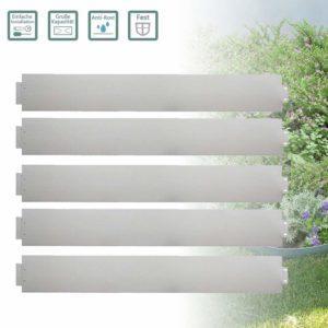 Comment fonctionne une Bordure jardin exactement?