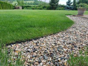 les meilleures Bordures jardin pour un jardin en pierre