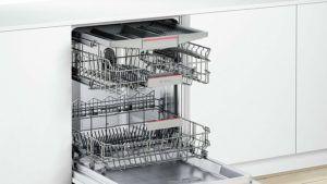 La spécificités du lave-vaisselle encastrable Bosch smv46mx03e