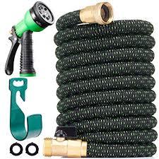 Quelles sont les caractéristiques d'un tuyau d'arrosage extensible?