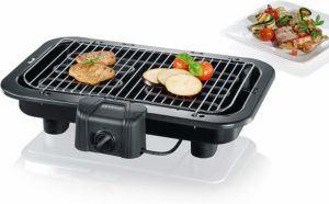 Quelles sont les spécificités du barbecue électrique Severin 2790 ?