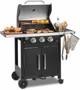 Informations sur le barbecue grill à gaz