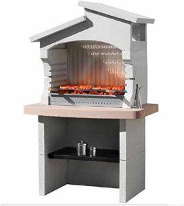 Description d'un barbecue en pierre au bois dans un comparatif gagnant