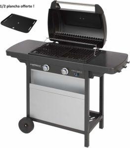 Propriétés du barbecue Campingaz Class 2 LX Vario