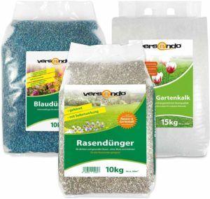 comment évaluer un engrais pour gazon Versando - sac de 10 kg pour 300 m² de gazon ?