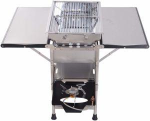 Quel est le lieu d'achat privilégié du barbecue à gaz ?
