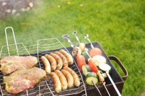 Informations utiles sur la taille et le poids d'un barbecue charbon