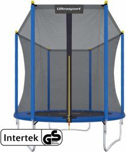 Descriptif du trampoline One de Ultrasport dans un comparatif
