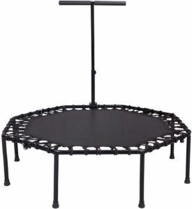 Le trampoline de compétition dans un comparatif gagnant