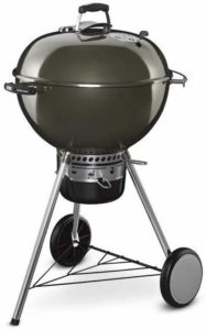 Informations sur le barbecue Weber 14501004 Master-Touch GBS