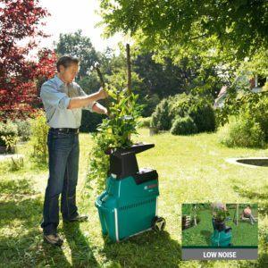 La facilité du réglage et l'entretien de broyeur végétaux
