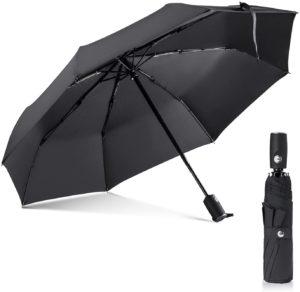 Automatique Anti Vent SMATI Note de Musique Parapluie Pliant Compact pour Voyage