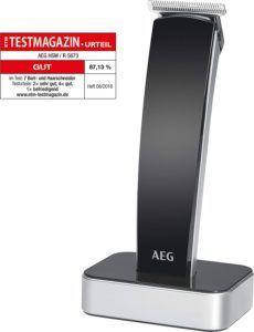 AEG Rasoir électrique