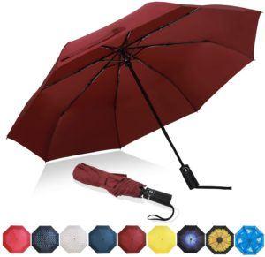 Toutes les spécificités du parapluie AmazonBasics