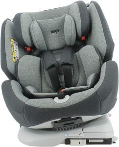 Quelle est la meilleure ergonomie pour siège-auto ?