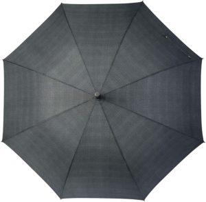 Quelles sont les caractéristiques du parapluie Hugo Boss Grid ?