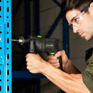 Comment fonctionne le perforateur?