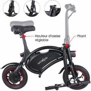 Les avantages du vélo électrique décrits dans les commentaires des clients