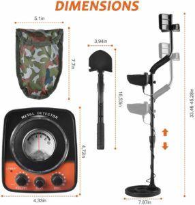 Comment sont testés les détecteurs de métaux ?