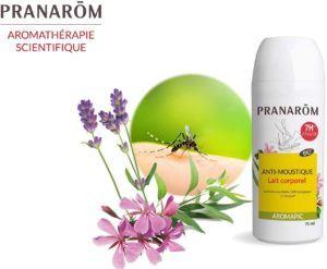 Pranarôm - Aromapic - Roller anti-moustique bio éco