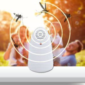 Quels sont les résultat du test d'efficacité d'un anti moustique