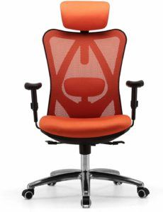 Quelles sont les résultats du comparatif de la chaise de bureau Intey NY-Y23?