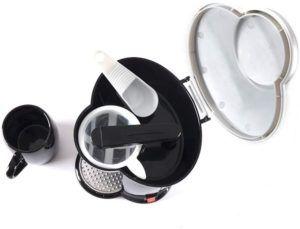 Différents critères de tests importants sur une machine à café avec broyeur dans un comparatif gagnant