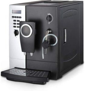 L'ergonomie et le design d'une machine à café avec broyeur dans un comparatif gagnant