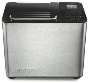 Descriptif de la machine à pain Kenwood BM450 dans un comparatif gagnant
