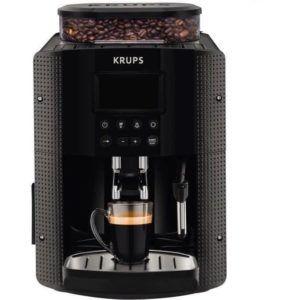 Description de la machine à café avec broyeur Krups YY 8135 FD dans un comparatif