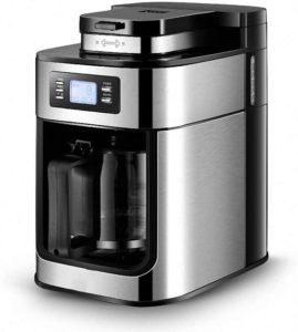 Qu'est-ce qu'une machine à café avec broyeur exactement dans un comparatif ?