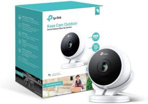 Définir la caméra de surveillance TP-Link Kasa Cam Outdoor ?