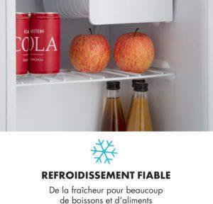 Comment sont testés les réfrigérateurs combinés ?