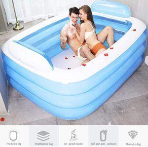 Quel est le design idéal pour une piscine gonflable ?