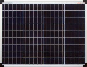 Description du panneau solaire Enjoysolar® 50 W 12 V polycristallin